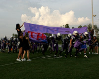 Carrboro High School Football Season Opener