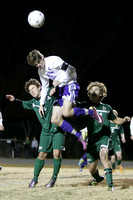 Northwood at Carrboro Playoffs